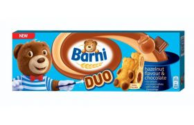 Barni chocolate & hazelnut flavor 150 g