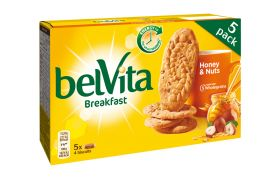 Belvita Honey & Nuts 225 g