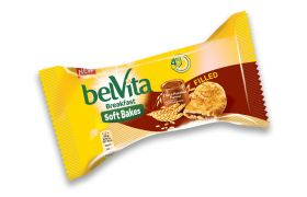 BelVita Soft Bakes Chocolate Filled 50 g