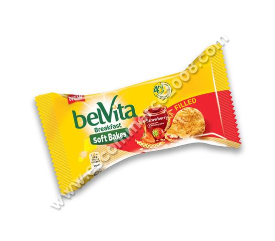 BelVita Soft Bakes Strawberry Filled 50 g