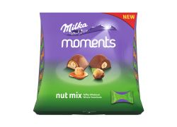 Milka Moments nut mix 169g