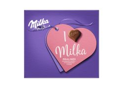 Milka ILM Strawberry creme 110g