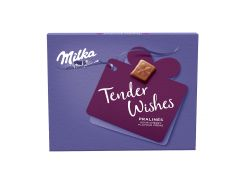 Milka Tender Wishes Sour Cherry 110g