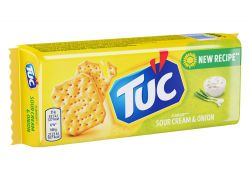 TUC Sour Cream & Onion 100 g